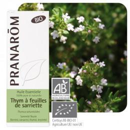 Huile essentielle de Thym à feuilles de Sariette satureioide BIO - 10ml