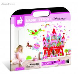 """Magnéti'stick """"Princess"""" - à partir de 3 ans *"""