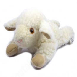 Bouillotte agneau laine et noyaux cerises
