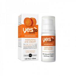 Crème hydratante contour des yeux - carotte - 30 ml