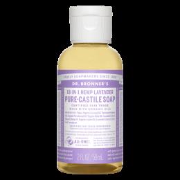 Savon de Castille multi-usage 18 en 1 Lavande 60 ml