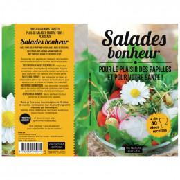 Livre de recettes pour salades bonheur