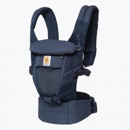 Porte-bébé ADAPT 3 positions - Cool air mesh - Deep Blue