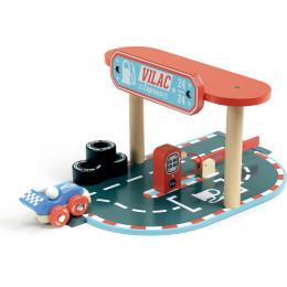 Station essence Vilacity - à partir de 3 ans *