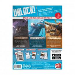 Unlock ! Mystery adventures - à partir de 10 ans