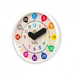 Horloge  Twistiti Chiffres A partir de 3 ans