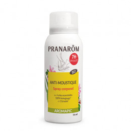Promo duo Aromapic moustiques - Spray + roller