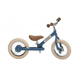 Trybike 2-en-1 vintage bleu - draisienne