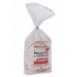 Paillettes de savon pur pour la lessive - 1,5 kg