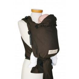 Porte bébé Baby Carrier - version SLIM - Choco
