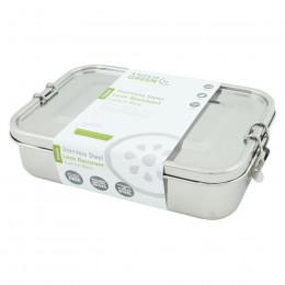 Boîte rectangulaire lunch box en inox - Yanam - 1100 ml