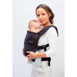 Porte bébé Tricot Click - 934 - Black