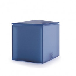 Diffuseur d'huiles essentielles - Cube - Bleu