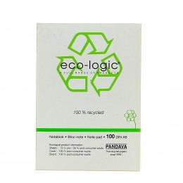 Bloc note Eco-Logic A6