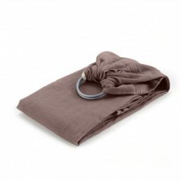 Porte-bébé Sling - Cappuccino marron
