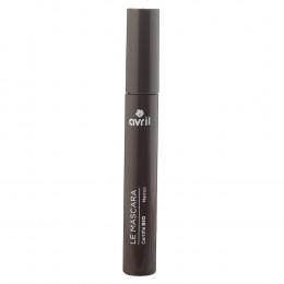 Mascara BIO marron ultra longue durée - 9 ml
