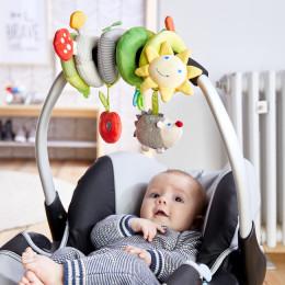 Spirale mobile Porte-bonheur - dès la naissance