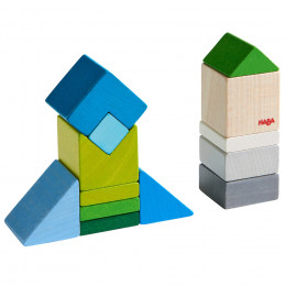 Jeu d'assemblage en 3D Cubes Mix