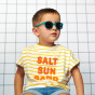 Lunettes de soleil Little Kids SUN WaZZ - Vert paon