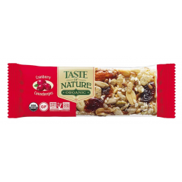 Barre aux noix et fruits secs - Cranberry - 3 x 40 g