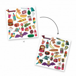 Stickers - Rayons X