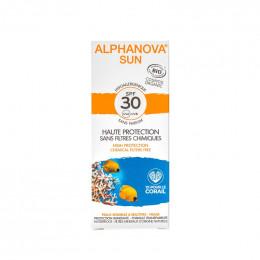 Lait solaire Bio - Haute protection SPF 30 - 50 g