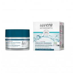 Crème de nuit régénérante - Basis Sensitiv - 50 ml