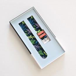 Bracelet pour montre Twistiti - Forest