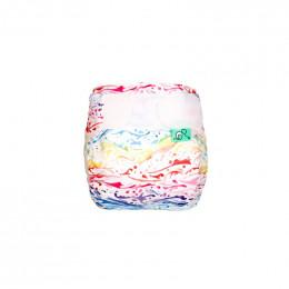 Couche lavable TE1 TeenyFit  V4 nouveau-né - Splash