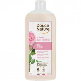 Gel douche Haute Tolérance Rose du Maroc BIO - 1 l