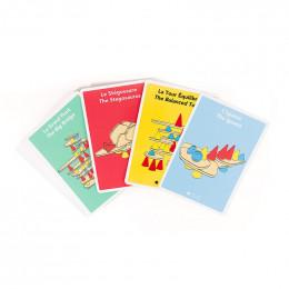 Piks - Cartes créatives - à partir de 3 ans