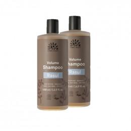 2 x Shampooing volume rhassoul BIO 500 ml