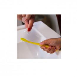 2 têtes de rechange pour brosse à dent Caliquo pour enfant - Soft