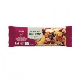 Barre aux noix et fruits secs - Cerise - 1 x 40 g