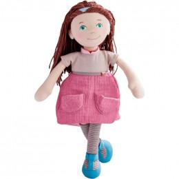 Poupée tissu - Agnes