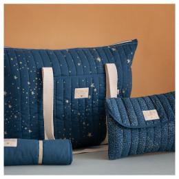 Sac à langer Paris - Gold stella & Night blue