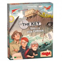 Jeu de société - The Key - Volsà la villa Cliffrock - à partir de 8 ans