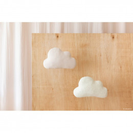 Coussin Nuage - Dream pink