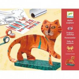 Atelier - Le tigre