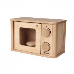Micro-onde en bois