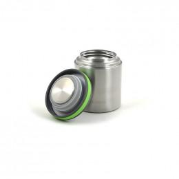Boîte repas isotherme en inox - 400 ml