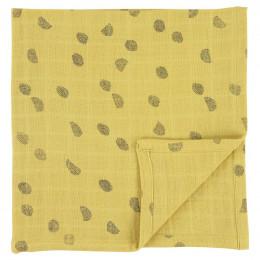 Langes en mousseline - 55x55cm - 3pcs - Sunny Spots