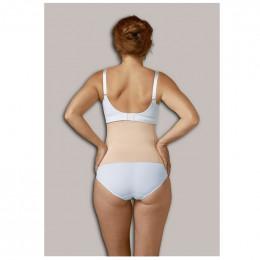 Gaine abdominale post grossesse - Organic miel - S/M
