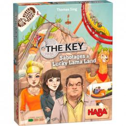 Jeu - The Key - Sabotages à Lucky Lama Land