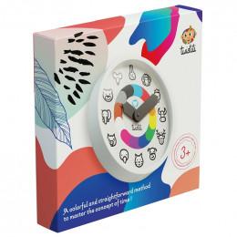 Horloge  Twistiti Animaux A partir de 3 ans
