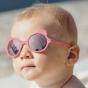 Lunettes de soleil enfant - Ourson - Antik pink