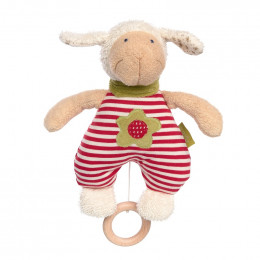 Peluche Nature musicale - Mouton marin