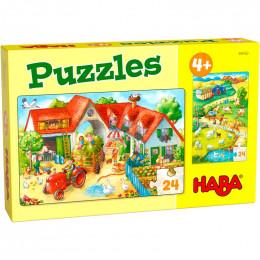 Puzzles - Ferme
