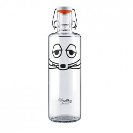Bouteille en verre  -1 litre - Big mouse