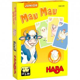 Jeu - Mau Mau Junior - A la ferme